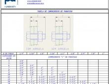 Tabela de comprimento de Parafuso.xls