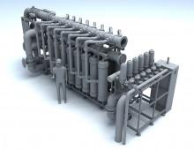 Sistema de Ultrafiltragem de Água